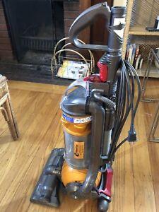 Condo-sized Dyson vacuum