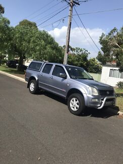 2004 Holden Rodeo Caringbah Sutherland Area Preview