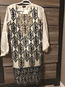 Brand new agha noor kurta with ethnic trouser