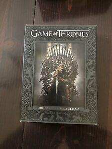 Game of Thrones Season One DVD