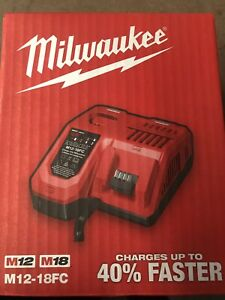 Milwaukee charger m12-18fc Pearsall Wanneroo Area Preview