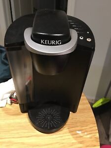 Keurig Coffee Machine and k-cup holder