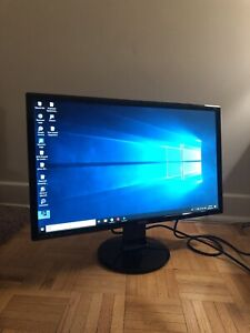 "BENQ 24"" 1080p HDMI LED Computer Monitor"