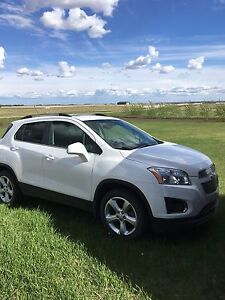 2015 Chev Trax Loaded + Extended warranty! Reduced!