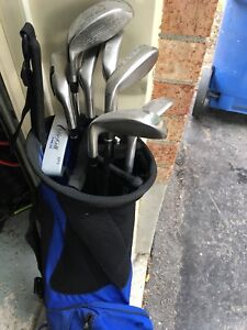 Golf clubs including back excluding driver 75$