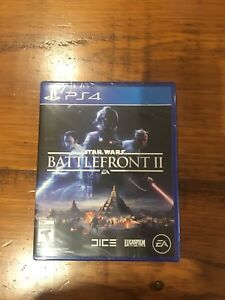 PS4 Star Wars 4 - still wrapped. Don't want it