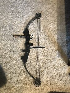Buck (Tom) compound bow.