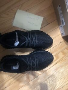 f3b0fd03e2327 Pirate black yeezy boost 350 size 7