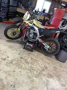 2005 rmz 450 trade for sled or 4x4 or?