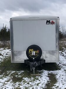 2018 Stealth Liberty 28' Trailer