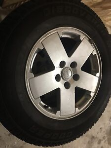 Cooper Discoverer MS Tires & Jeep Rims For Sale