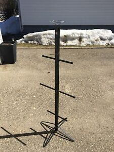 Hockey gear drying stand