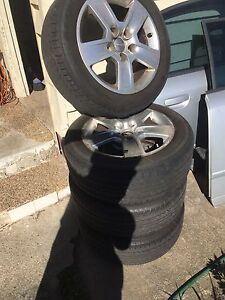 Audi set of 4 $80 Darra Brisbane South West Preview