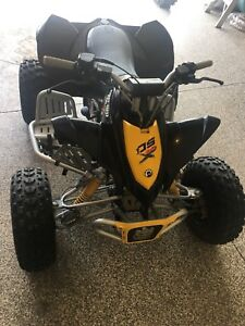 2012 Can Am DS90 X