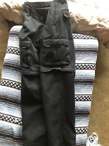 Motorcycle pants, jackets, cooling vest and gloves