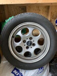 Pneus d'été / summer tires + mags mini couper 175/65 R15