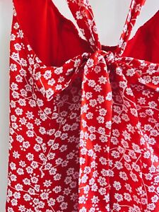 La Vie Boheme red dress (size 6)