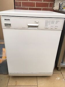 Miele dishwasher Cumberland Park Mitcham Area Preview