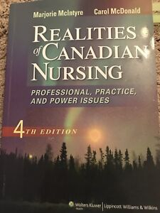 Realities of Canadian Nirsing 4th edition