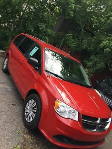 2013 Dodge Grand Caravan Stow'N'Go with DVD