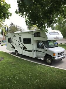 Find RVs, Motorhomes or Camper Vans Near Me in Ontario