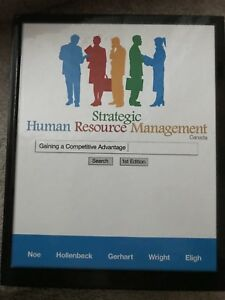 Human Resource Management: Gaining a Competitive