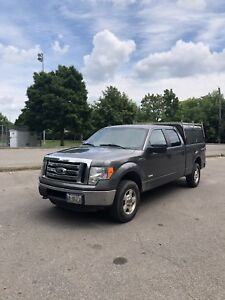 2013 Ford F-150 XLT! 4X4! Original owner! New Tires
