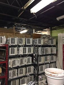 60 Air Conditioners to go