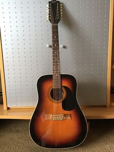 Hoefner Model 490 12-string  Guitar