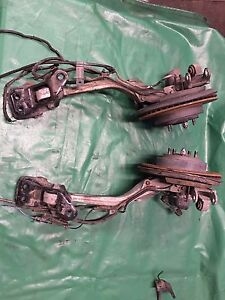 Subaru Legacy and Outback 05/09 rear suspension