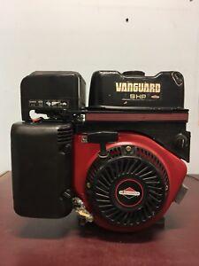 9 HP Briggs and Stratton Vanguard