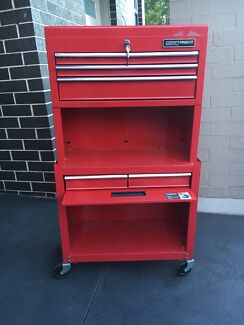 Tool chest by Craftright - less than half price Edmondson Park Liverpool Area Preview