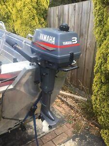Yamaha 3hp outboard