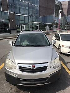2008 Saturn VUE 4 Cylinder 2.3 Liters Very Cheap On Gas