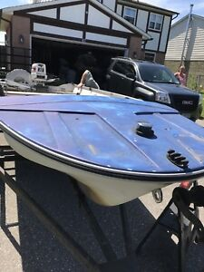 Boat/  motor / and trailer for sale