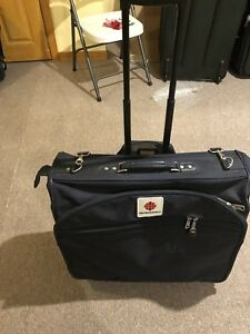 New American Tourister CBC news luggage