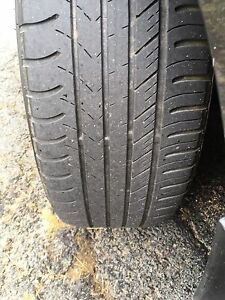Rims and tires 205/55r16