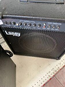 Amplificateur bass laney
