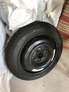 Spare tire for Honda / Acura NOT USED (5 bolt)