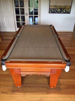 Pool/Billiards Table SOLD pending pickup