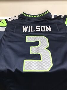 Authentic NFL Seahawks jersey