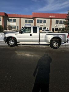 2003 F350 Dually Long box
