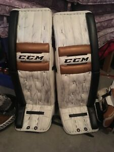 Goalie Equipment Used