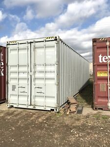 Used SeaCans / Shipping Container Sales & Delivery