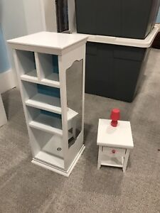 "18"" Doll bedroom furniture"