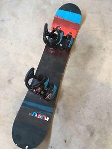 Youth Snowboard & bindings