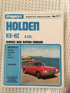 Hz holden workshop manual gumtree australia free local classifieds holden hz hz 6 cylinder workshop manual man cave accessory sciox Gallery