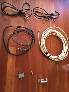 Cables and parts