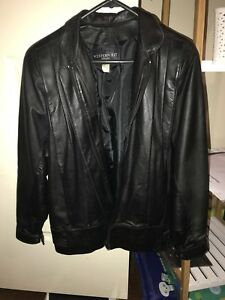 Women s leather jacket  65f16210aa