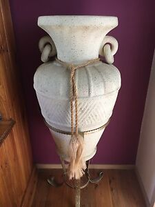 Large ornamental indoor Vase St Clair Penrith Area Preview